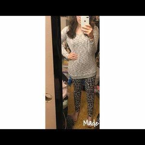 Cupio Blush grey sweater